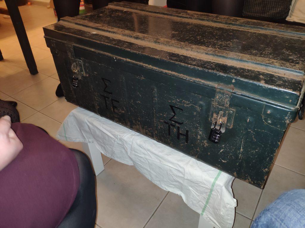 Escape Box chez Full Scale