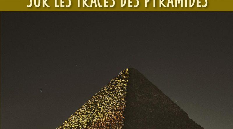 Sur les traces des pyramides : livre Escape game