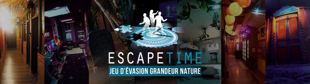 Interview : Aurélien DHAUSSY pour Escape Time France