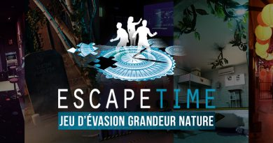 escape time